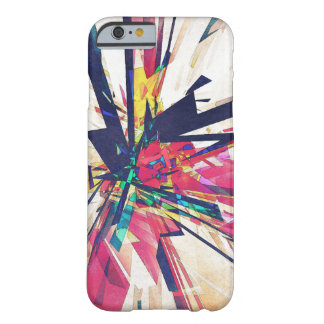Abstrakt geometri barely there iPhone 6 fodral