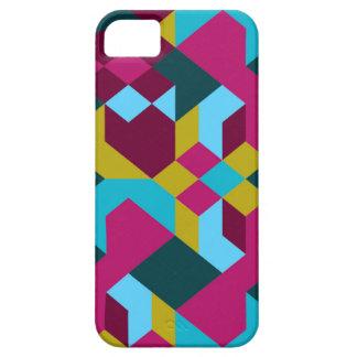 Abstrakt geometri iPhone 5 Case-Mate skydd