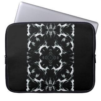 Abstrakt illusion - Neoprenelaptop sleeve 15
