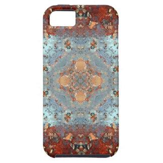 Abstrakt Indien för Kaleidoscope mönster iPhone 5 Case-Mate Fodraler