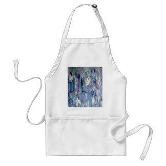 Abstrakt konst förkläde