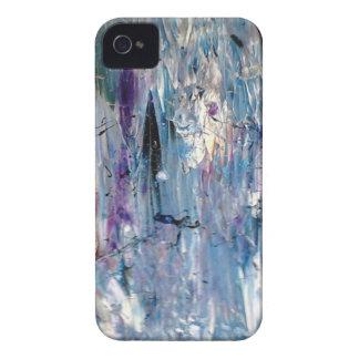 Abstrakt konst iPhone 4 Case-Mate skal