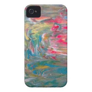 Abstrakt konst Case-Mate iPhone 4 fodral