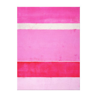 """Abstrakt konst """"för Pitaya"""" rosor Canvastryck"""