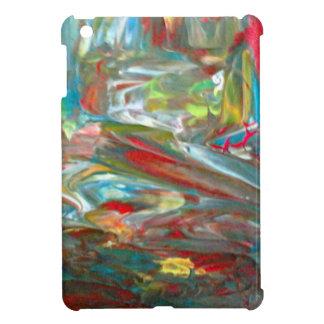 Abstrakt konst iPad mini mobil fodral