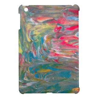 Abstrakt konst iPad mini skal