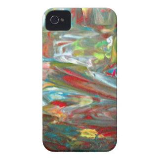 Abstrakt konst iPhone 4 Case-Mate fodral