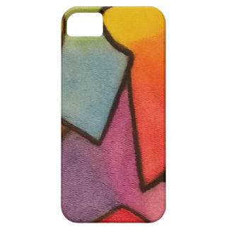 Abstrakt konst iPhone 5 Case-Mate fodral