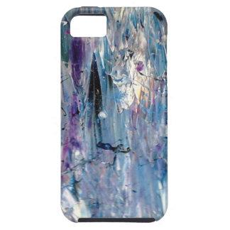 Abstrakt konst iPhone 5 hud