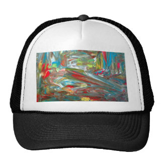Abstrakt konst keps