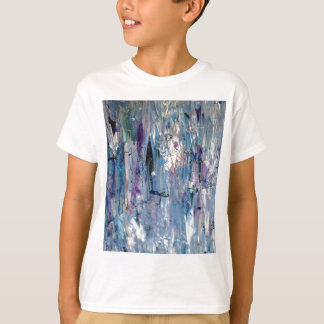 Abstrakt konst t-shirts