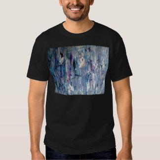 Abstrakt konst tee shirts