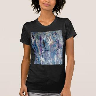 Abstrakt konst t shirts