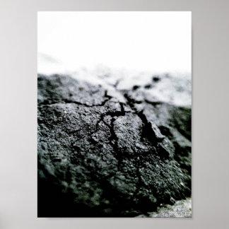 Abstrakt krukmakeri pudrar print