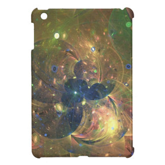 Abstrakt målning för rymden, iPadfodral iPad Mini Fodral