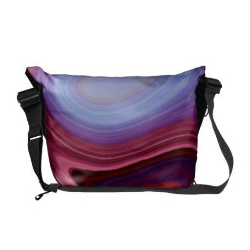 abstrakt kurir väskor