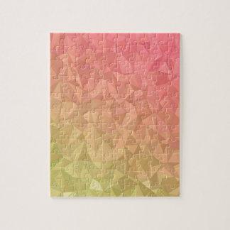 abstrakt mönster pussel