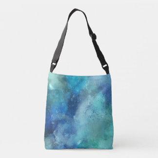 Abstrakt Nebula Axelväska