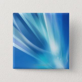 Abstrakt och mönster 2 standard kanpp fyrkantig 5.1 cm