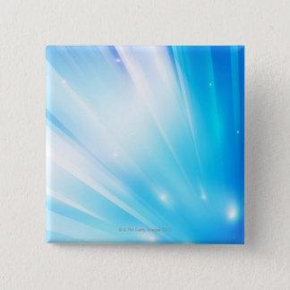 Abstrakt och mönster standard kanpp fyrkantig 5.1 cm