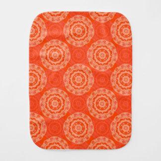 Abstrakt orange bebistrasa
