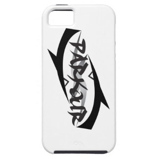 Abstrakt Parkour iPhone 5 Case-Mate Fodraler