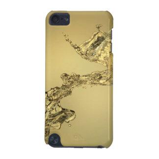 Abstrakt Shape som bildas av plaska vatten iPod Touch 5G Fodral