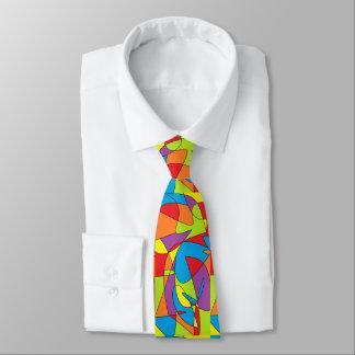 Abstrakt slips