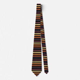 Abstrakt solnedgångrandar slips