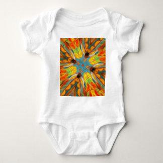 Abstrakt Southwestern design T Shirt
