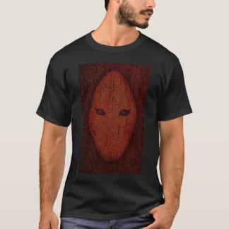 abstrakt spaceman t shirt