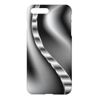 Abstrakt svartvita Caterpillar iPhone 7 Plus Skal