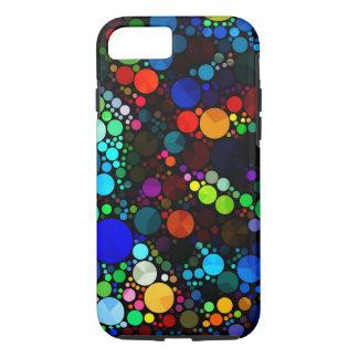 Abstrakt tuff för mönsterBling iPhone 7