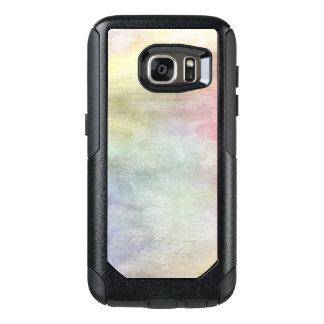 abstrakt vattenfärgbakgrund för konst på papper 3 OtterBox samsung galaxy s7 skal