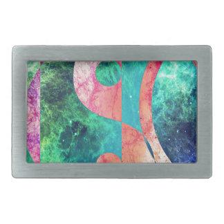 Abstrakt Yin Yang Nebula