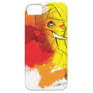 abtractGanesha målningar iPhone 5 Cases