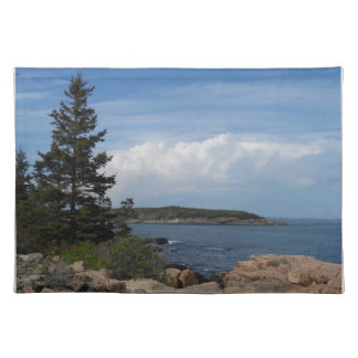 Acadianationalpark, Maine Bordstablett