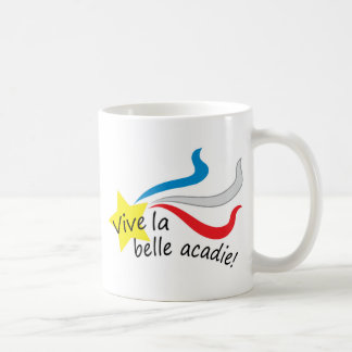 Acadie för Vive labelle Kaffemugg