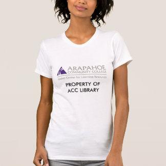 Acc-biblioteklogotyp, EGENDOM AV ACC-BIBLIOTEK Tee Shirt