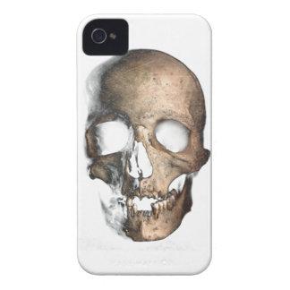 Äckel för ansikte för huvud för Wellcoda iPhone 4 Case-Mate Skydd