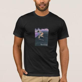 Äcklig T-tröja för uppförande SK8R Tee