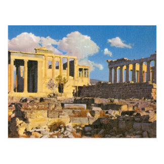 Acropolis Vykort