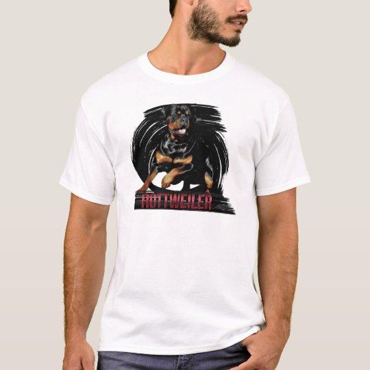 Action Rottweiler T-shirt