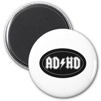AD/HD KYLSKÅPMAGNETER