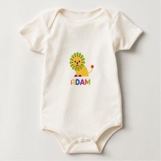 Adam älskar lejon bodies för bebisar