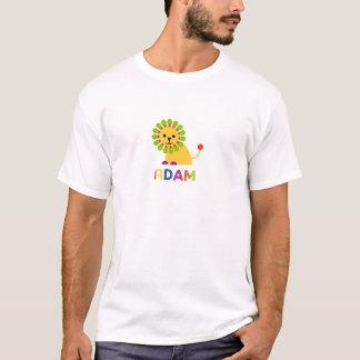 Adam älskar lejon t shirt