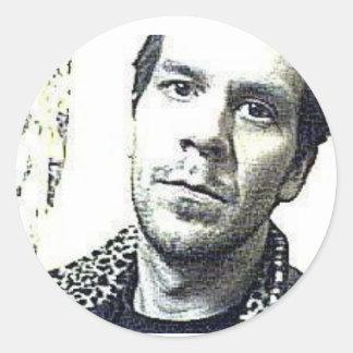 Adam Evola under Runt Klistermärke