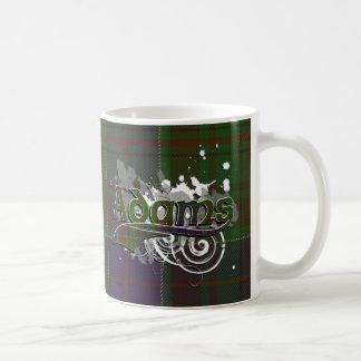 Adams TartanGrunge Kaffemugg