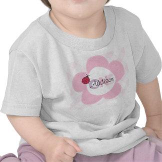 """Addison"" 1st födelsedagskjorta T-shirts"