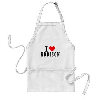 Addison Alabama stadsdesign Förkläde